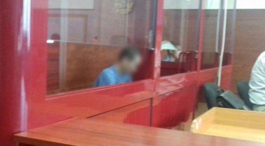 Пытавшийся изнасиловать 8-летнюю девочку в Тургене мужчина проведет в колонии 20 лет