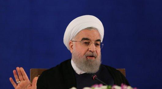 Любое нарушение ядерной сделки встретит противодействие Ирана - Роухани