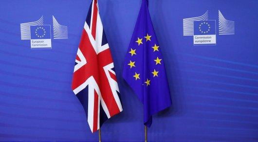 Великобритания готова заплатить до 40 миллиардов евро за выход из ЕС - СМИ