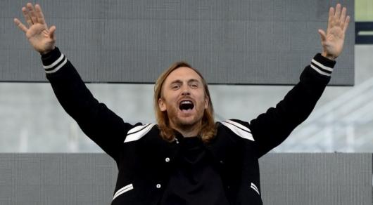 David Guetta выступит с концертом в Астане