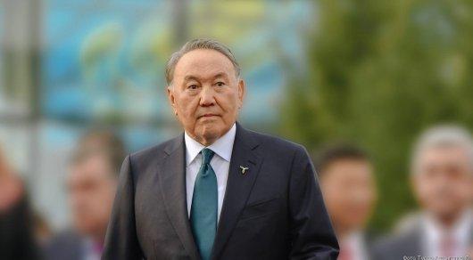 Назарбаев высказался о западных санкциях в отношении России