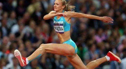 Рыпакова принесла Казахстану первую медаль на ЧМ в Лондоне