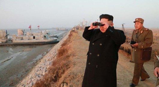 Северная Корея готова дать ядерный отпор США - СМИ