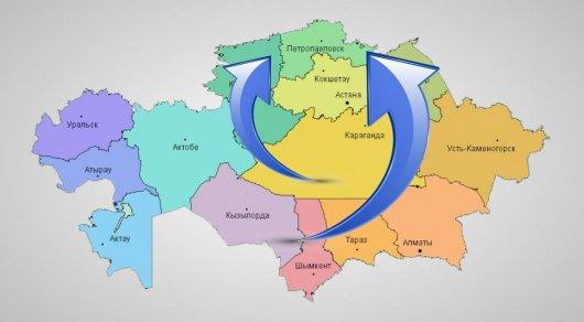 Сколько потратят на переселение казахстанцевв северные регионы