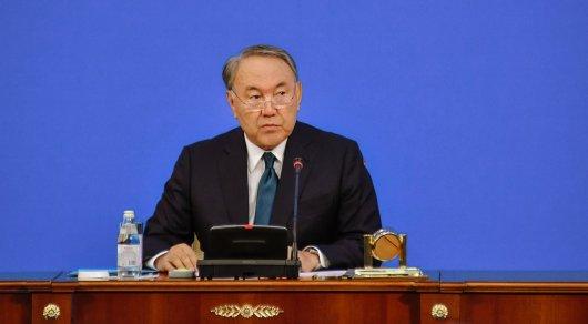 Назарбаев произвел новые назначения