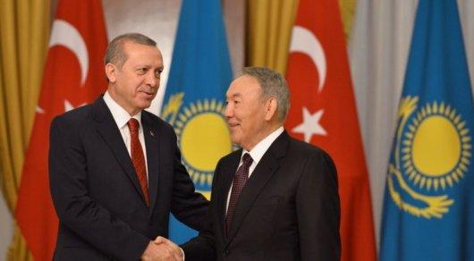 Эрдоган намерен посетить Казахстан