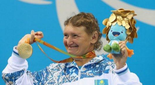 В Таразе обокрали дом паралимпийской чемпионки Зульфии Габидуллиной