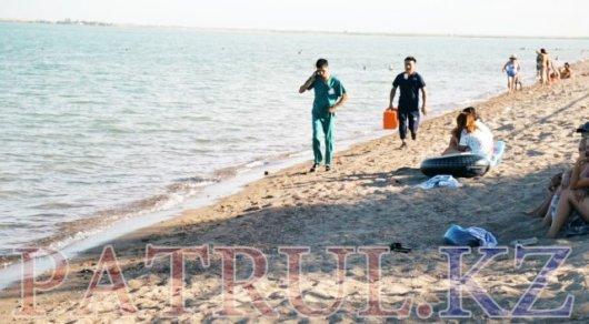 Двое парней утонули в Капшагайском водохранилище