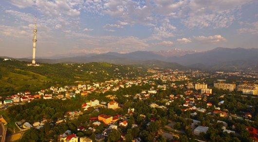 Граждане  Алматы ощутили  мощное землетрясение
