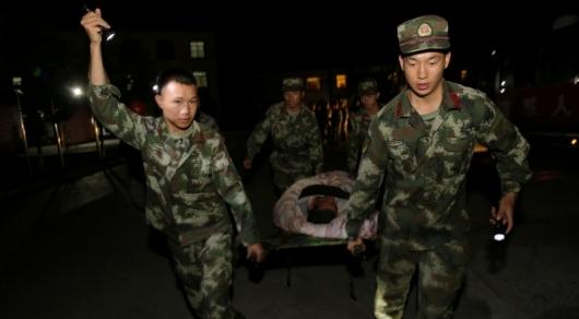12 человек погибли в результате землетрясения в Китае