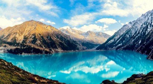На Большом Алматинском озере установят КПП