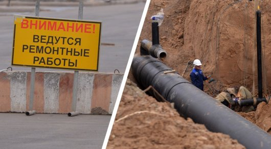 В Алматы ограничили движение по улице Толе би
