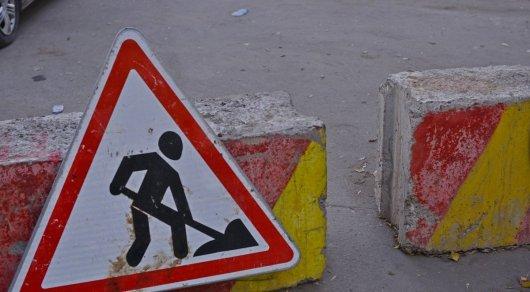 На каких улицах введут ограничение в Алматы из-за ремонта теплосетей