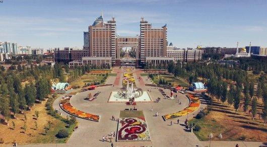 Новый монумент появится в Астане