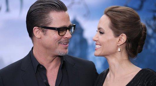 Питт и Джоли могут отказаться от развода - СМИ