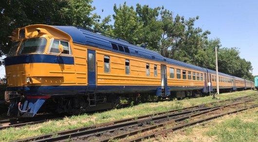 В августе запустят поезда из Капшагая и Узынагаша в Алматы