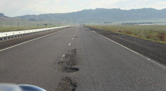 Дорогу до Алаколя отремонтируют к 2021 году