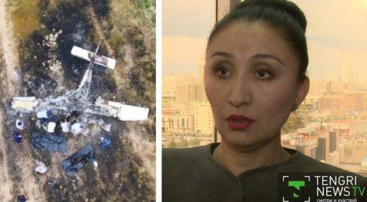 Тоты Амирова раскритиковала подготовку пилотов в Академии гражданской авиации