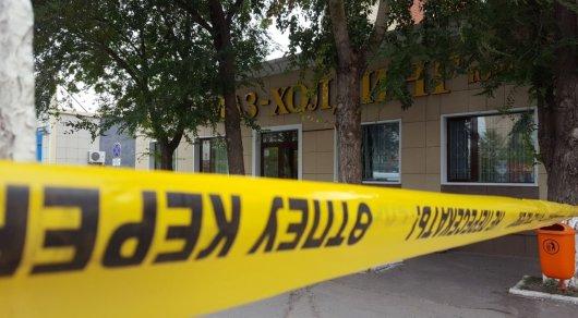 В Астане напали на ювелирный магазин