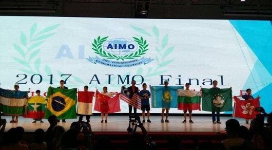 Казахстанцы завоевали медали на международной математической олимпиаде