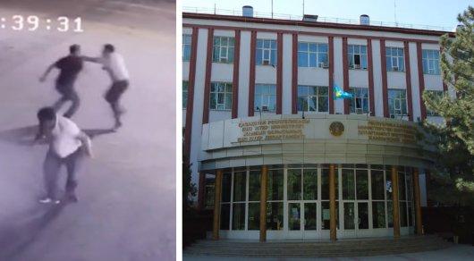 Участники поножовщины уволены, заместители начальника ДВД освобождены от должностей - МВД РК