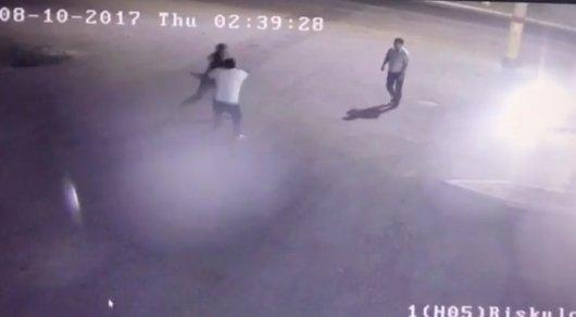 Резня в Таразе: супруга сбежавшего полицейского просит его сдаться