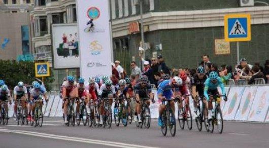 Британский велогонщик Эдвард Клэнси стал победителем