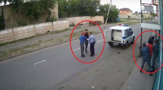Драка полицейских и задерживаемых в Павлодаре: Начато специальное расследование
