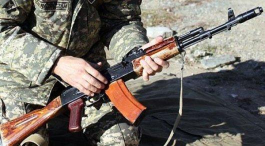 Стрельба на казахстанско-кыргызстанской границе: Один человек погиб