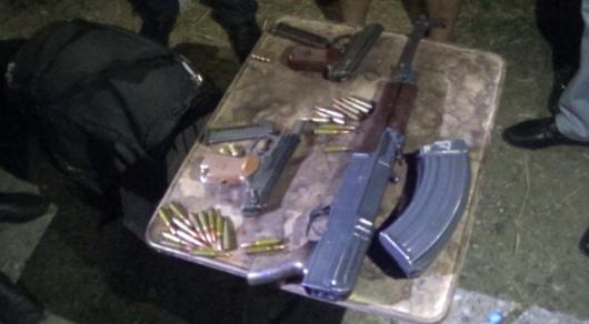 В Шымкенте совершено разбойное нападение на игорное заведение: задержаны трое