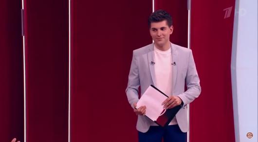 Дмитрий Борисов стал ведущим второго выпуска нового сезона