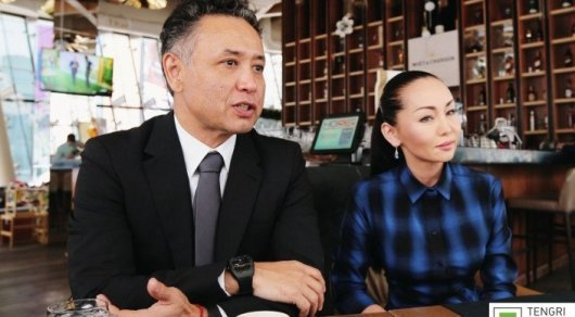 Суд развел Турсенгали Алагузова с супругой