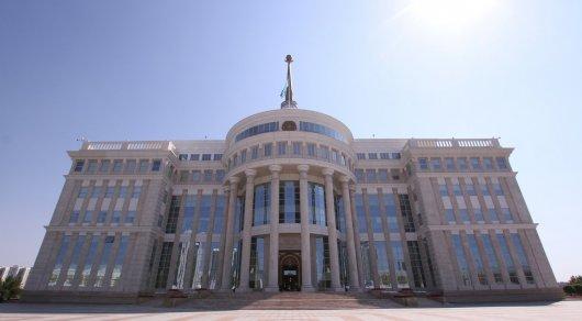 Нурсултан Назарбаев освободил от должности Владимира Алесина