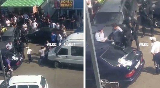 Спецоперация в Алматинской области: Задержаны предполагаемые члены ОПГ с оружием