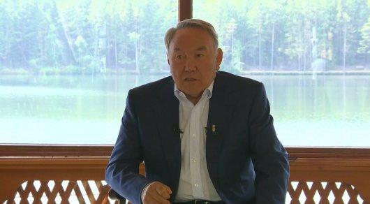 Переход на латиницу не означает отказ от русского языка - Назарбаев
