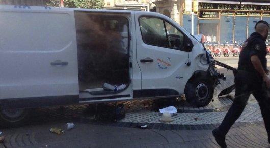 СМИ сообщили о 13 погибших в Барселоне