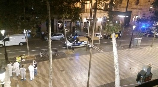 Трехдневный траур объявлен в Испании