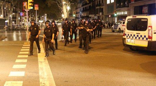 Новая атака в Каталонии: ликвидированы 4 террориста