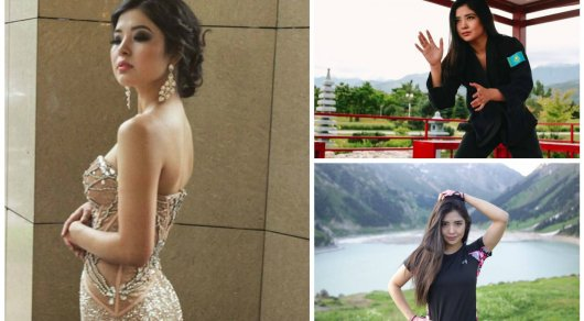 Казахстанская чемпионка мира по джиу-джитсу покоряет невероятной женственностью