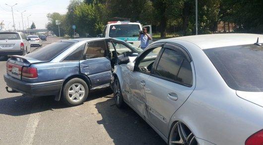 4-летний ребенок пострадал в ДТП в Алматы