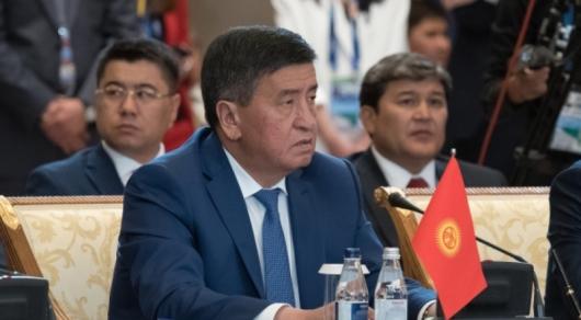 Премьер-министр Кыргызстана уходит в отставку, чтобы участвовать в президентских выборах