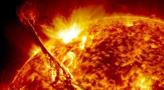 Ученые назвали дату разрушительной для человечества солнечной вспышки