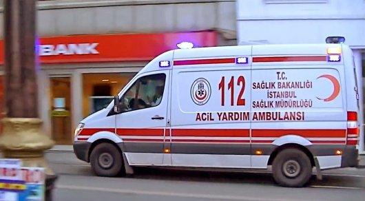 Казахстанец пострадал в крупном ДТП в Турции