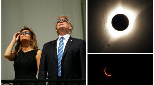 Америка погрузилась во тьму. Миллионы людей увидели