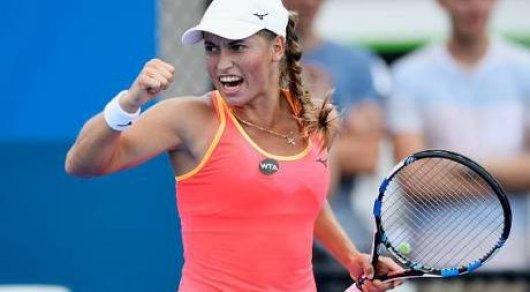 Теннисистка Юлия Путинцева извинилась перед тренером за оскорбления