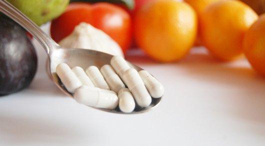 Казахстанцы стали меньше покупать витамины и антибиотики - исследование