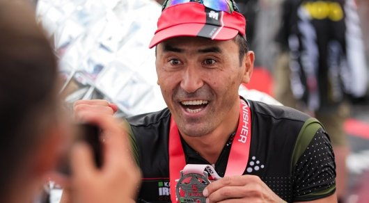 Айдын Рахимбаев завоевал путевку на чемпионат мира среди сильнейших