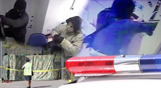 Ограбление казино в казахстане как выигрывать в игровые автоматы на гаражах