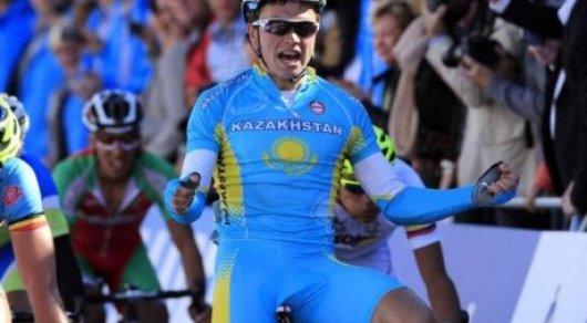 Казахстанский гонщик Алексей Луценко выиграл пятый этап