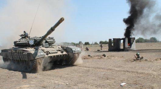 Командиры танковых рот прошли курсы повышения квалификации